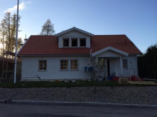 Ett nytt hus!